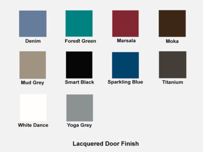 Hype Lacquered Door Finish