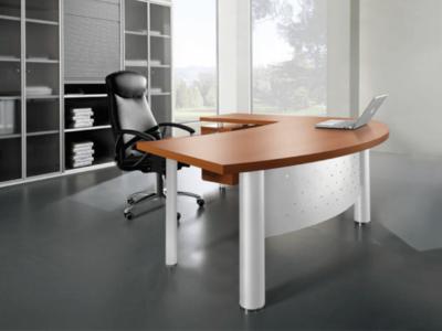 Jenny Radial Corner Desk2