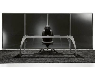 Lunar Designer Executive Desk