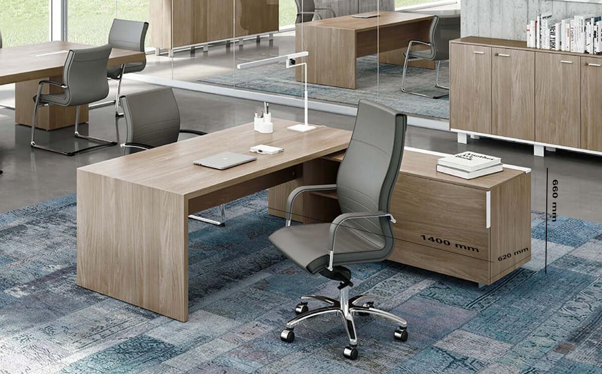 Size Credenaz Unit Oliver Grand Executive Desk With Optional Credenza Unit2