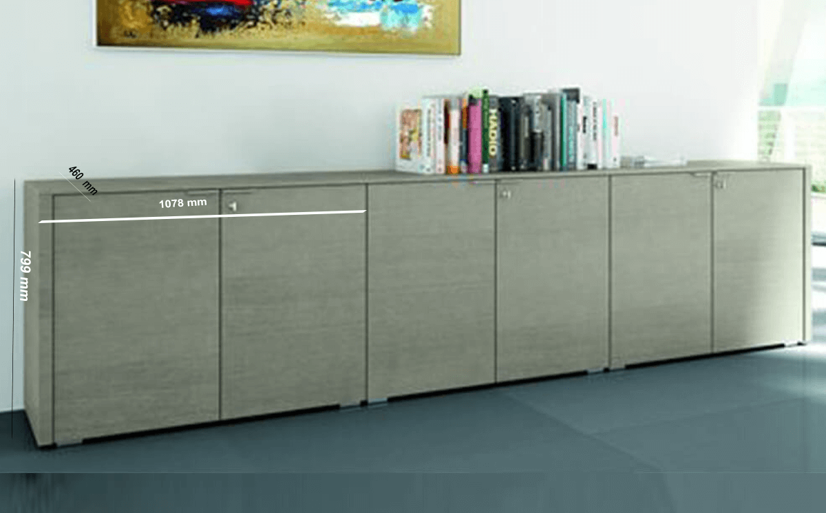 Size Futura Storage Unit