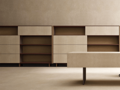 Darcey Bookcase With Sliding Doors3