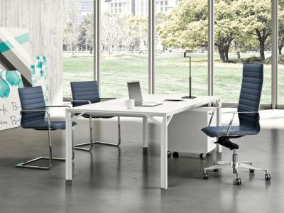 Albero 1 Executive Desk With Three Arm Corner