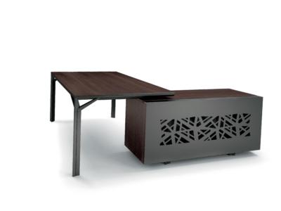 Albero 1 Executive Desk With Three Arm Corner4