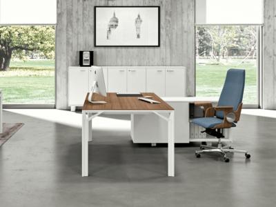 Albero 1 Executive Desk With Three Arm Corner5