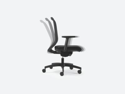 Bali Mesh Back Operative Chair4