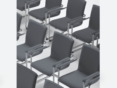 Cubika Cantilever Visitor Chair2