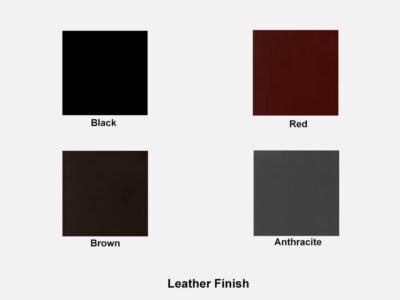 Leather Doors Finish