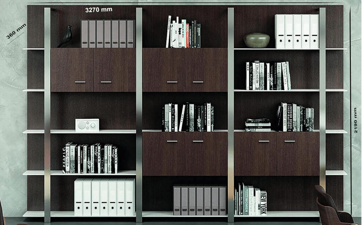 Size Enrique Bookcase