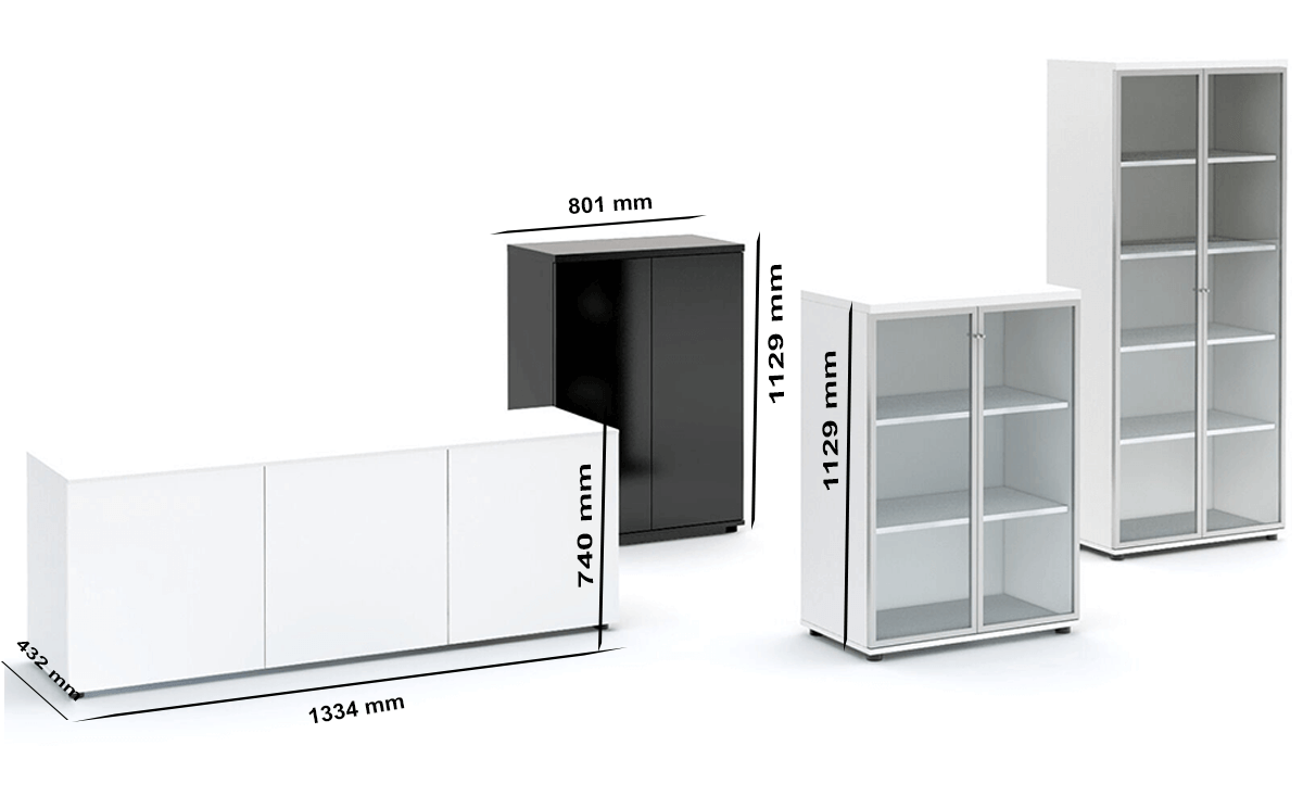Size Halo Storage Unit