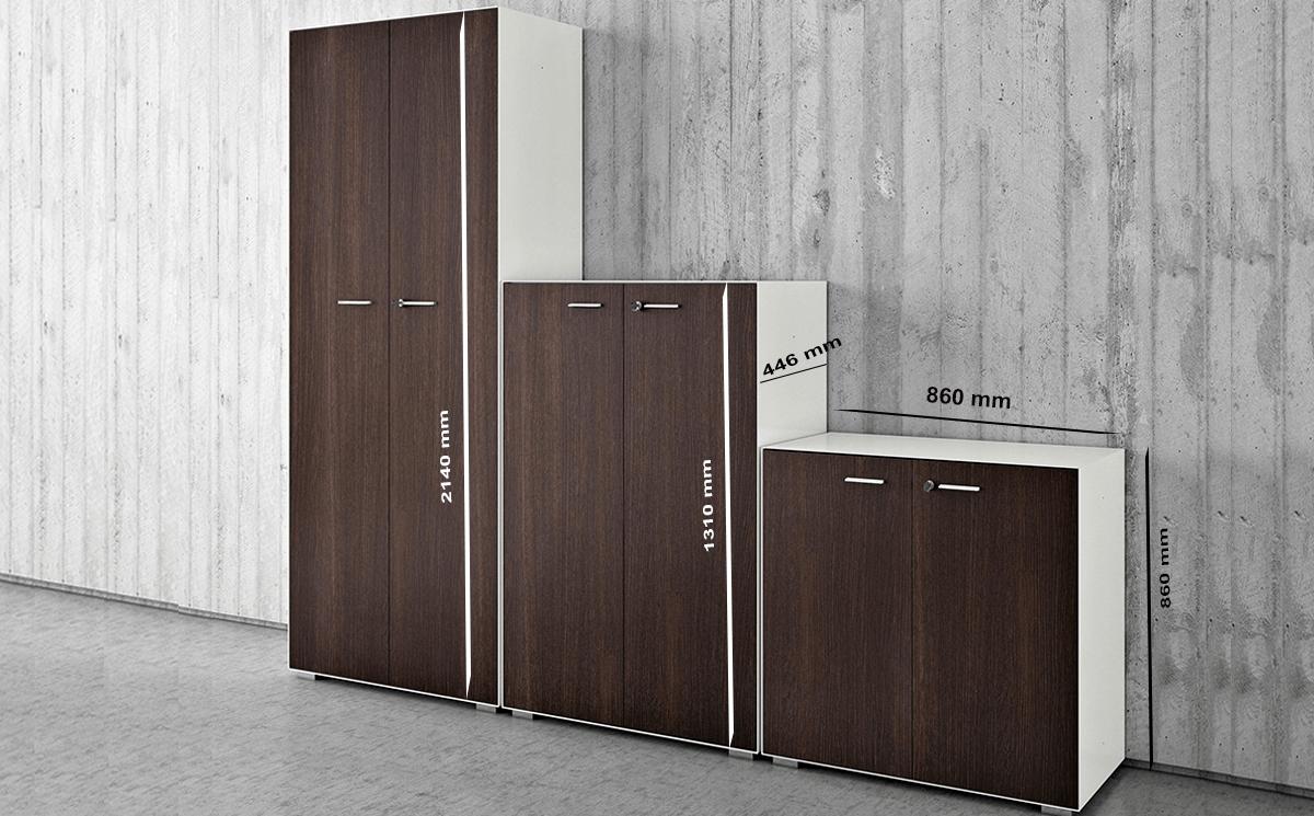 Size Nero Storage Unit