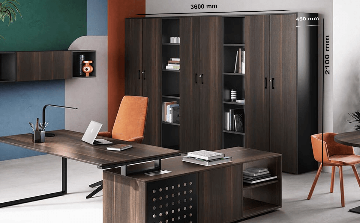 Size Gus Large Cabinet