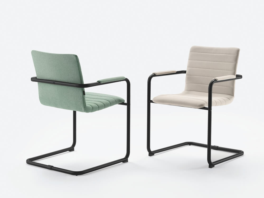 Smart Visitor Chair