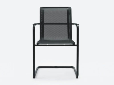 Spin Cantilever Mesh Visitor Chair1