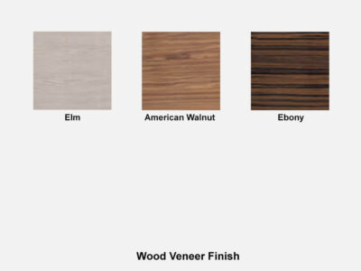 Wood Veneer Doors Finish