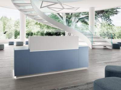 Zo Modern Designer Reception Desk3