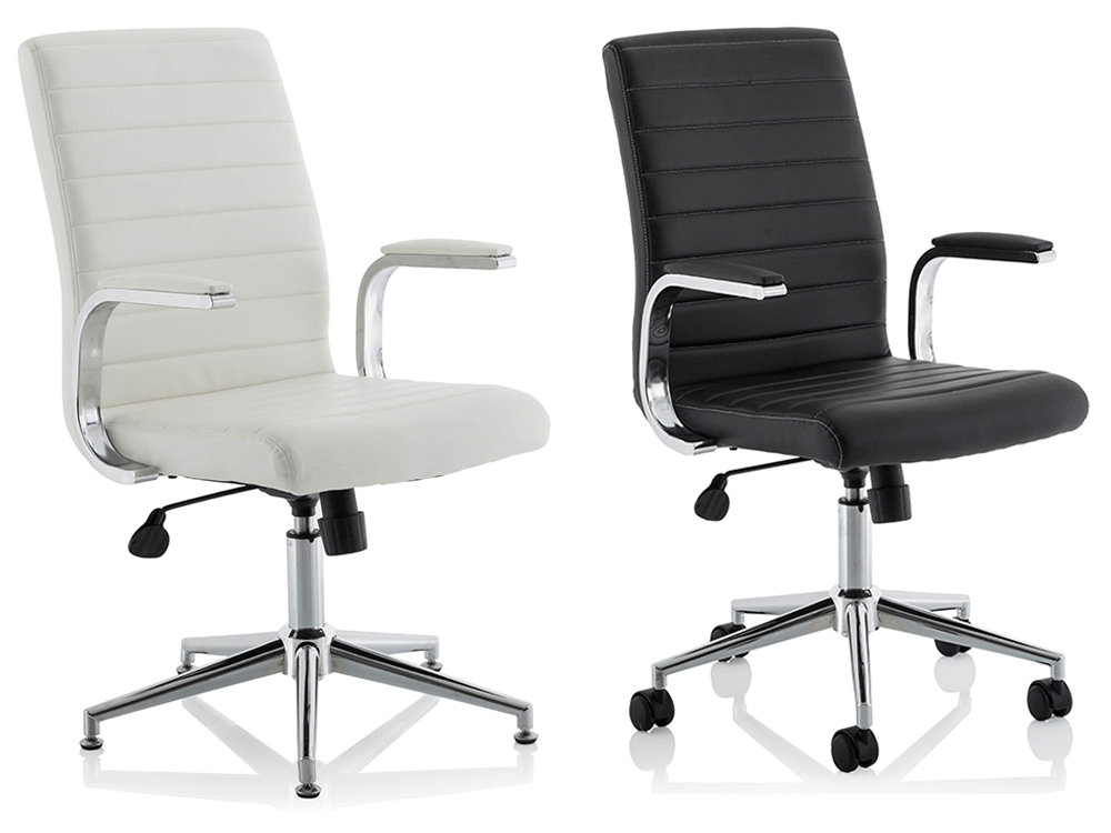 Danny Executive Leather Chair