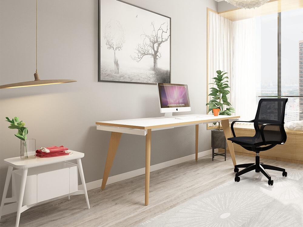 Donni Single Starter Desk Main