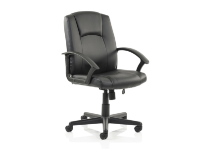 Enrica Leather Executive Managers Chair Leather