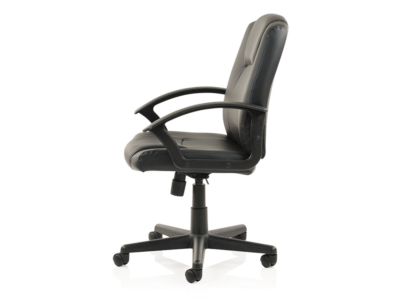 Enrica Leather Executive Managers Chair Leather3