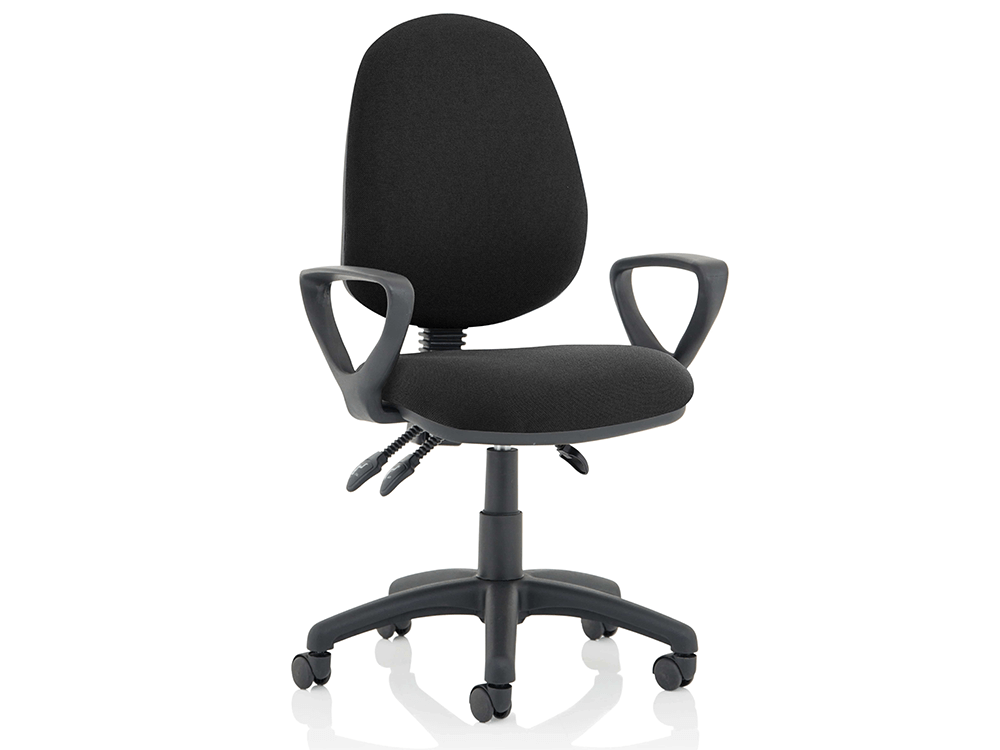 Felice High Back Fabric Operator Chair