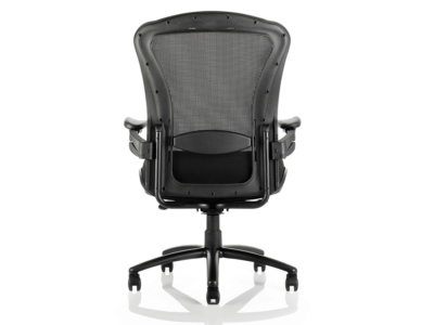 Fiorella Mesh Back With Fabric Seat Operator Chair With Arms3