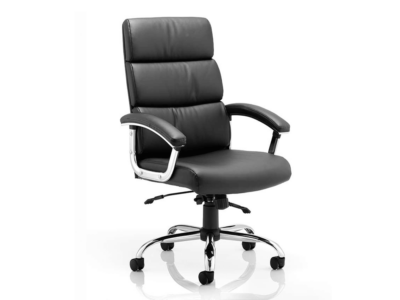 Pixie Executive Chair With Arms With Headrest