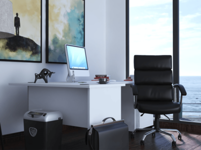 Pixie Executive Chair With Arms With Headrest1