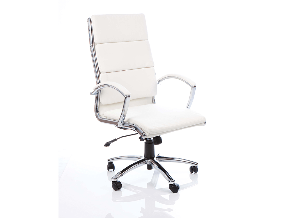 Siena High Back Executive Chair With Arms