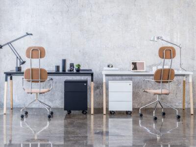 Trendy – Contemporary Executive Desk