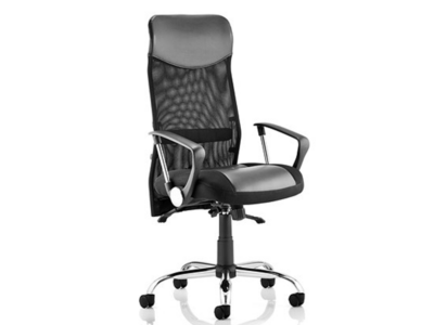 Venice Mesh Back&leather Executive Chair