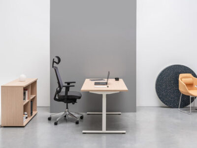 Giada Electric Height Adjustable Desk Main Image