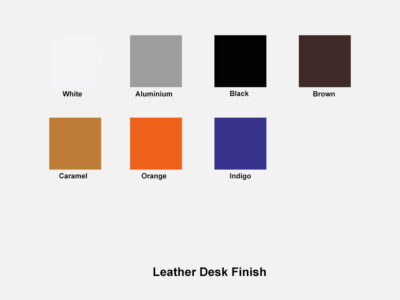 Leather Finish Swatches