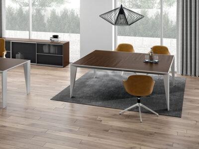 Prime 1 Square Meeting Room Table Main Iamge