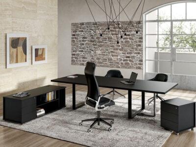 Romilda 3 T Shaped Legs Meeting Room Table 1