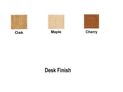 Desk Finish