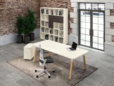 Don A Legs Executive Desk Main Image